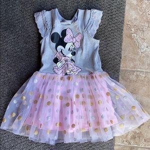 3T Disney Minnie Dress